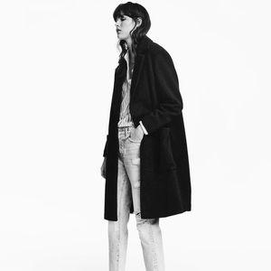 H&M Oversized Maxi Duster Blazer Jacket 8